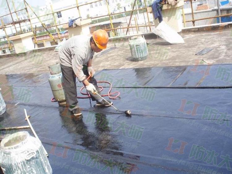 甘肃天水桥梁防水应用案例展示