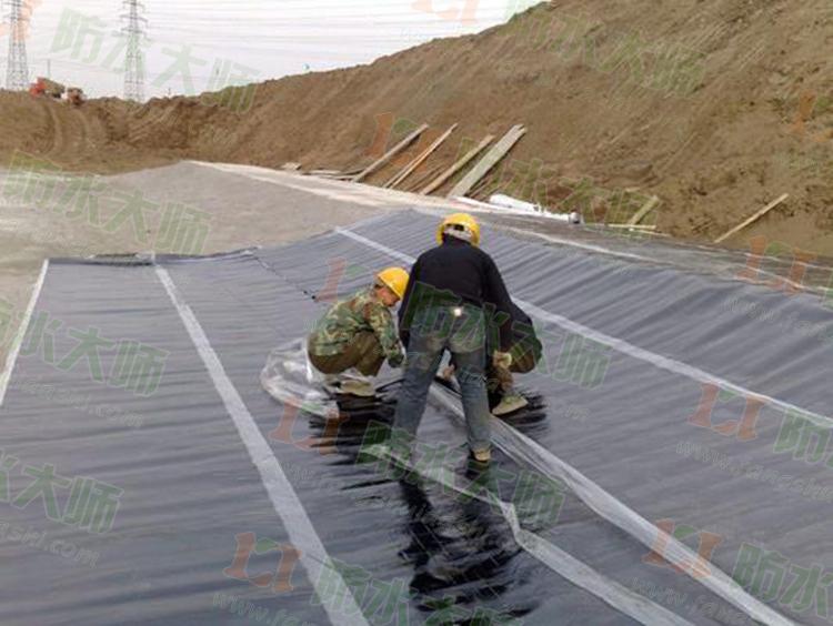 湖北改性沥青防水涂料公司应用案例展示