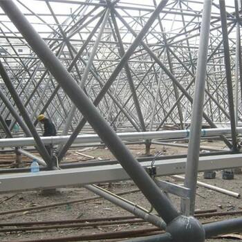 廣西省桂林市東方網架工程公司專業承攬各種螺栓球網架焊接球網架不銹鋼網架工程