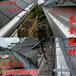 泰全铝合金天沟雨水槽PVC落水系统方形雨水管落水管檐槽
