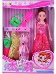 揭阳厂家直销玩具娃娃女孩换装玩具安全环保玩具娃娃礼物