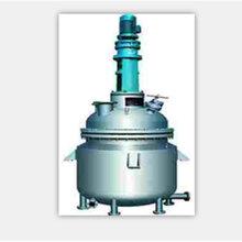 不锈钢电加热反应釜制造厂图片
