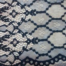 玻璃纱蕾丝亮银蕾丝面料广州品种多蕾丝供应商轻纺城蕾丝厂家