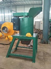 有机肥料生产设备粉碎机鹤壁佳禾立式粉碎机