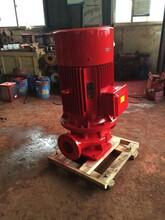xbd消防泵消防泵厂家立式消防泵XBD消火栓泵XBD6.0/30G-L