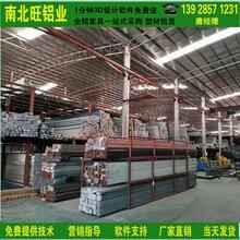 全铝家居铝材全铝酒柜厂家全铝橱柜铝材订制批发