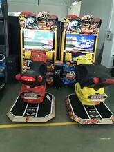 32寸42寸TT摩托赛车游戏机大型模拟机大型投币体感游戏厅赛车游戏机图片