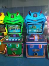 变形金刚款儿童乐园亲子互动游艺机拍拍乐电玩游乐设备厂家图片