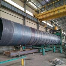 锦州环氧煤沥青漆防腐钢管现场验收图片