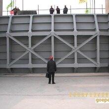 卷扬机福建漳州龙海平面滑动不锈钢闸门