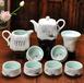 冬季送客户什么商务礼品?惠州礼品公司定制高档陶瓷茶具