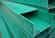 玻璃钢电缆桥架批发江苏林森玻璃钢槽盒价格