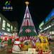 如何做好灯光节如何选择圣诞树