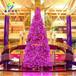 节日气氛圣诞节圣诞树圣诞老人出售