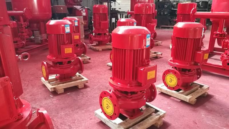 单级消防泵选型,GDL立式多级消防泵,消防泵型号参数
