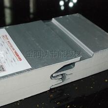 聚氨酯板聚氨酯复合板,聚氨酯保温板,聚氨酯冷库板.宝润达保温材料有限公司图片