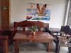 老船木沙发茶几组合原生态复古?#30340;?#27801;发高档大气三人沙发客厅茶桌