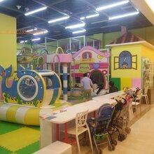儿童乐园加盟排行榜