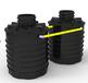 埋地式污水处理设备,小型污水处理设备,净化槽,厂区污水处理器