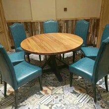 欧式实木圆餐桌欧式实木圆餐桌价格_欧式实木圆餐桌批