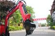 贵州铜仁果园植树挖沟专用精品小挖机迷你型挖掘机械