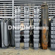 德能工业排水农业灌溉井用潜水泵