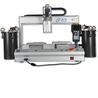微信掃一掃香芋機電三軸四軸高速視覺噴射精密全自動點膠機打膠涂膠機廠家