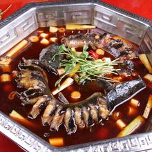 梭边鱼厨师