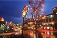 商场定制主题圣诞装饰房地产宣传道具灯光展览道具出租出售