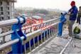 嘉兴桥梁护栏波形护栏围墙铁栅栏防幢设施