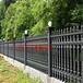 供应舟山小区锌钢护栏、市政公路临时PVC护栏、围墙铁艺护栏价格优惠