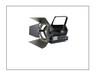 河南耀诺演播室灯具双色温LED聚光灯学校电视台灯光设计