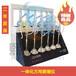 智能一體化蒸餾儀供應商,YZLY-6一體化蒸餾裝置價格