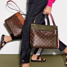 LV奢侈品包包原单皮具货源,微商在哪拿一件代发的货?