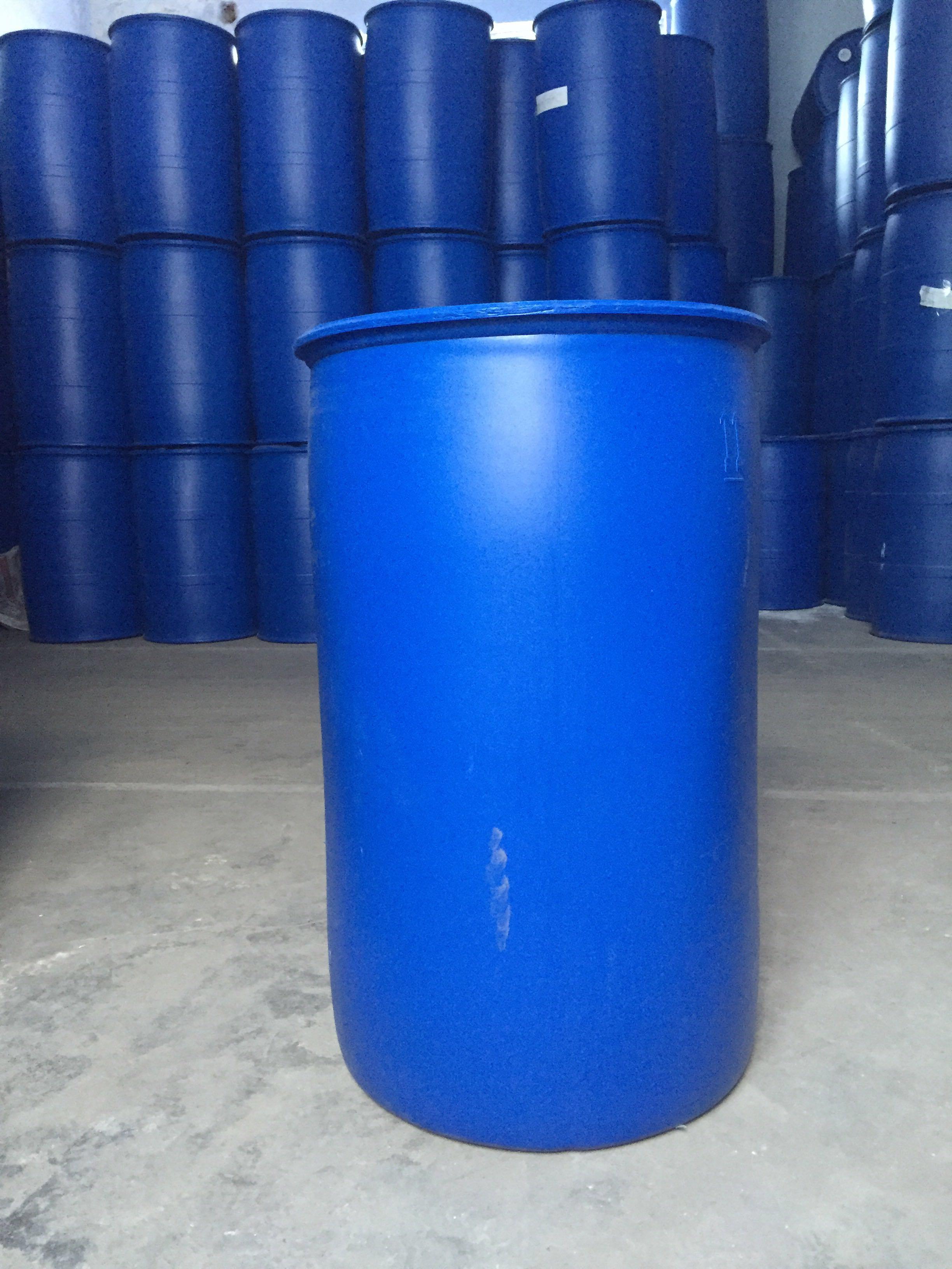景县二手200公斤塑料桶醋酸包装双层桶