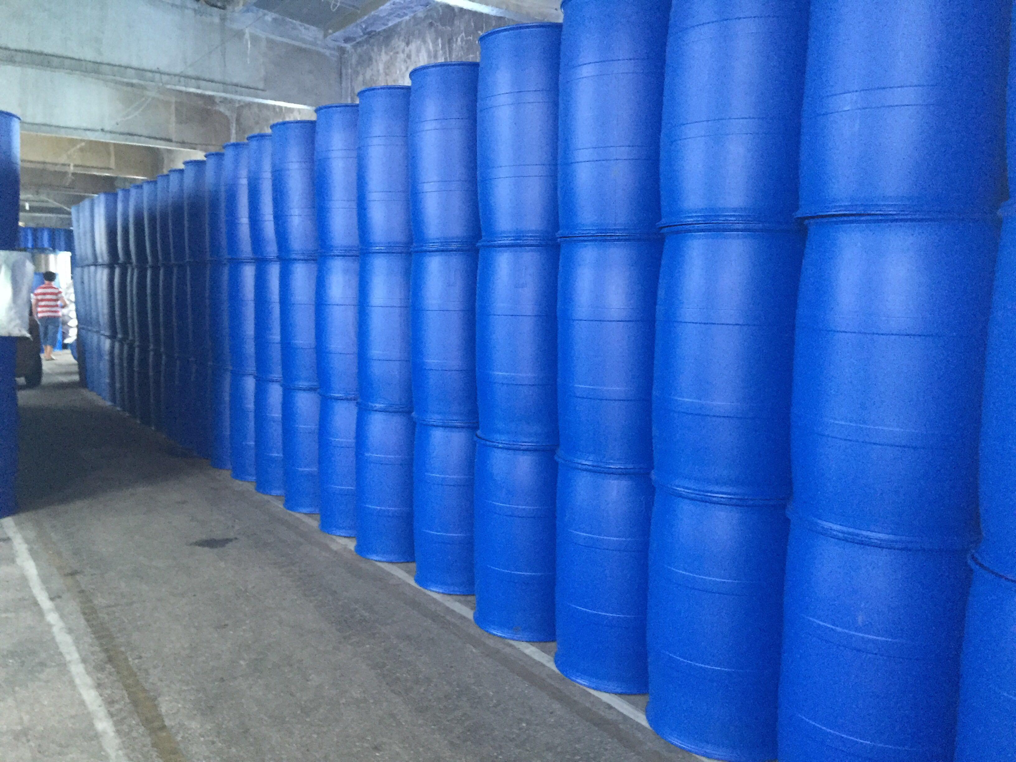 大石桥销售200L塑料桶水性树脂桶定制铁桶