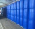 丹巴县厂家批发200L单环闭口塑料桶化工用200L塑料桶出口桶