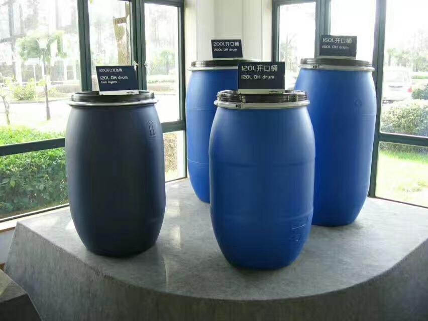 泸州200L塑料桶供应商耐腐蚀塑料桶定制铁桶