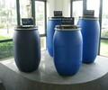 道孚县200升二手开口桶甲醇钠单边食品桶