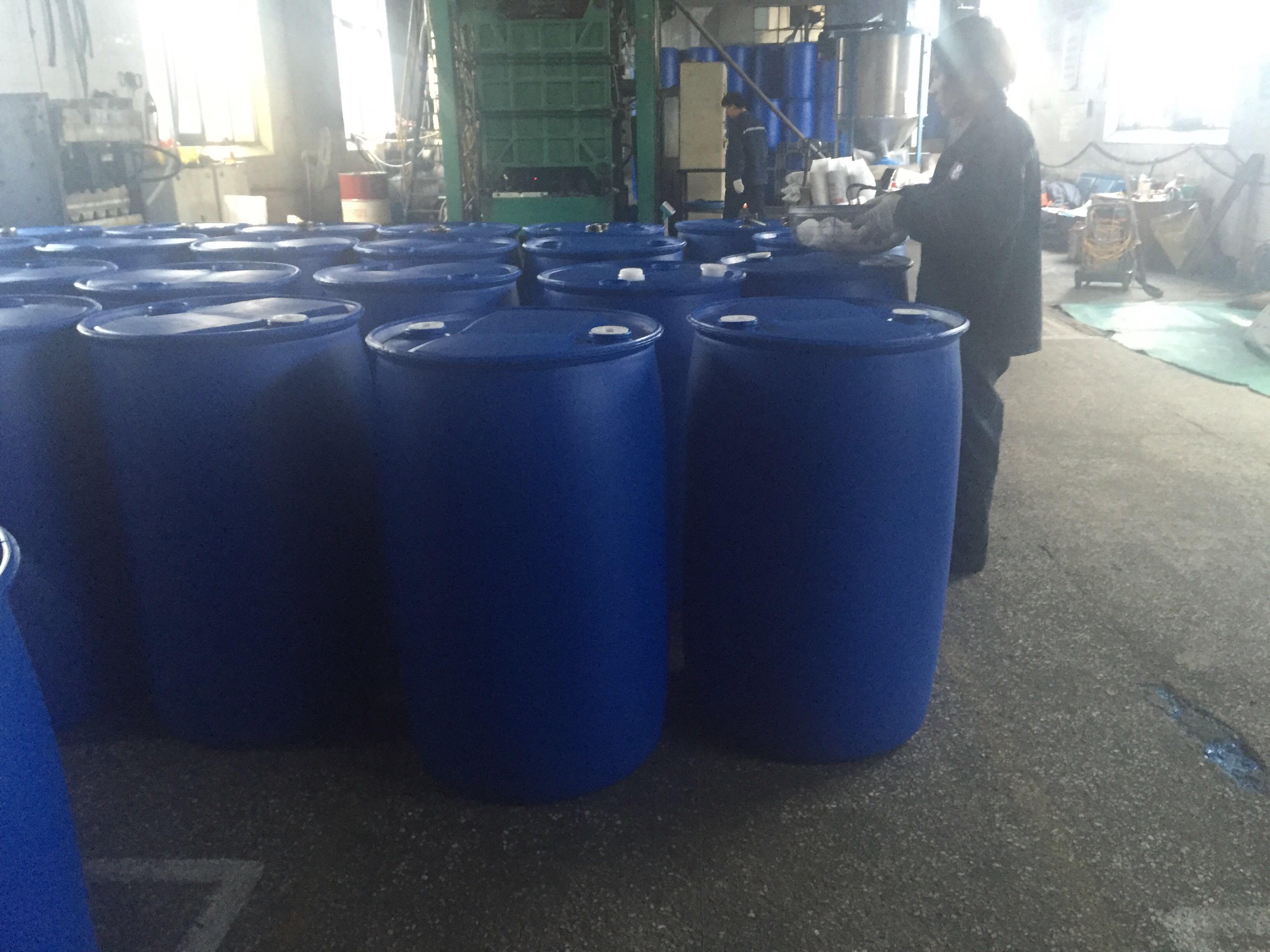 海西200L二手塑料桶甘露醇桶二手吨桶