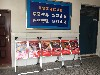 手提式海报架铝材直供湖北武汉