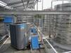 酒店宾馆休闲会所中央热水器美的空气能热泵大型中央热水