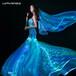 幻境系列发光婚纱震撼来袭光纤婚纱私人独家定制
