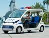 社区治安绿通电动巡逻车专业便捷超高实用性节能环保