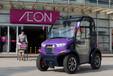 南京四轮电动车电动观光车老爷车高尔夫球车电动巡逻车就选绿通品牌