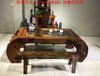 老船木茶桌椅組合實木家具仿古中式茶臺功夫茶幾簡約泡茶桌椅組合