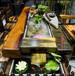 老船木茶桌椅组合中式茶室仿古茶几创意家具流水功夫茶台实木桌子