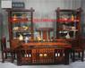 老船木茶桌椅组合小茶艺桌仿古功夫茶台实木家具古船木茶桌茶几