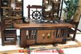 老船木茶桌椅組合實木茶桌家具中式功夫茶幾泡茶臺戶外陽臺小型