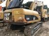 出售纯土方卡特320D二手挖掘机参数